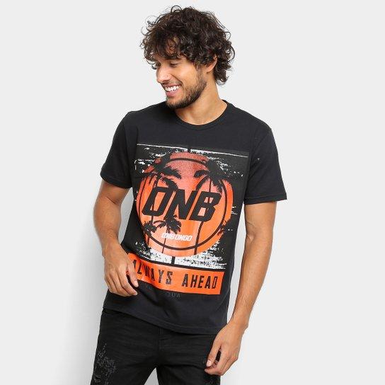 Camiseta Onbongo Always Ahead Masculina - Preto - Compre Agora ... 99a1fc5b33c97