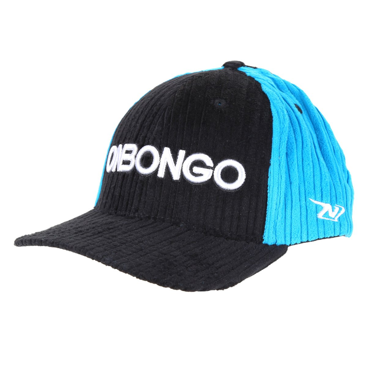 Boné Onbongo Aba Curva Snapback Colorblock Veludo