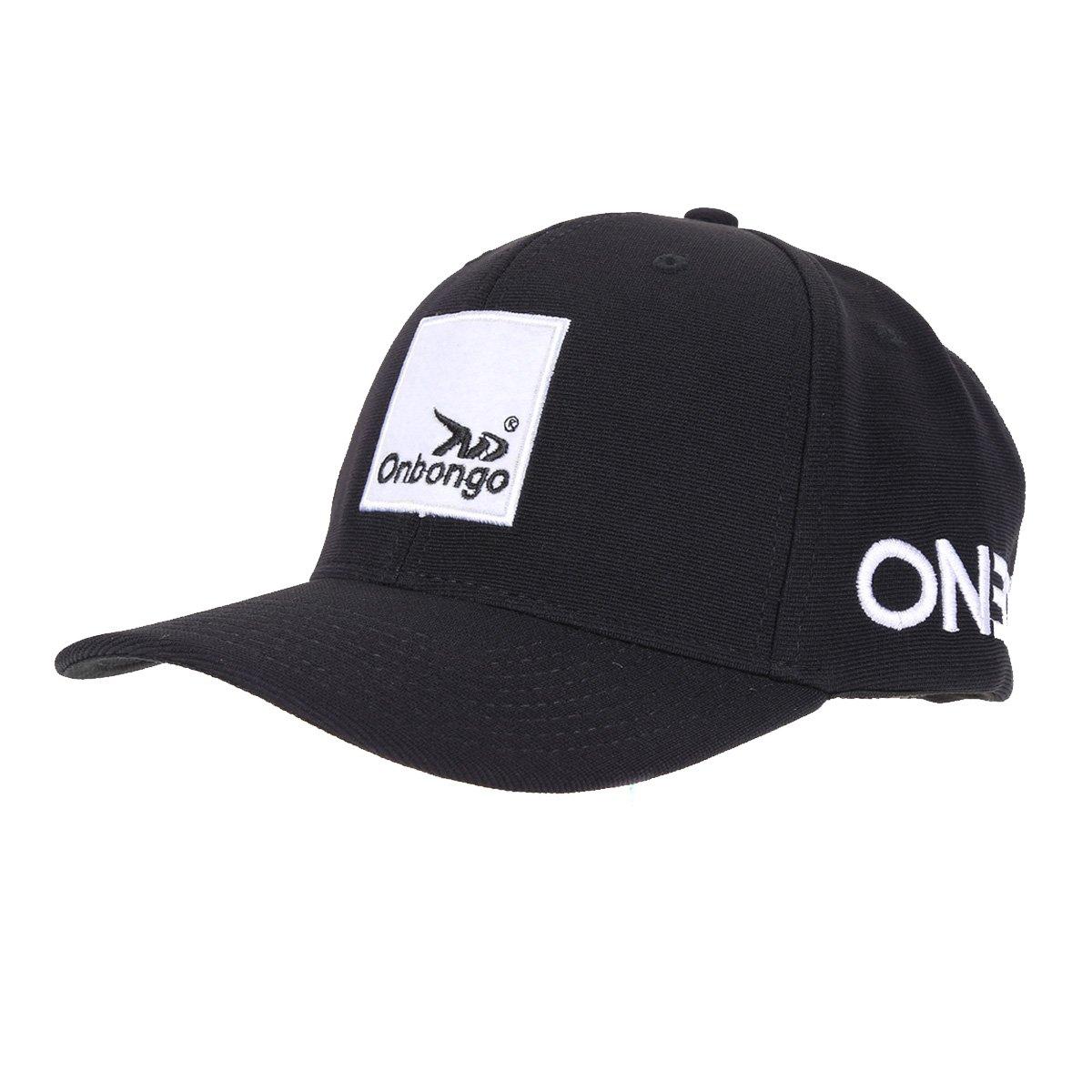 Boné Onbongo Aba Curva Elástico