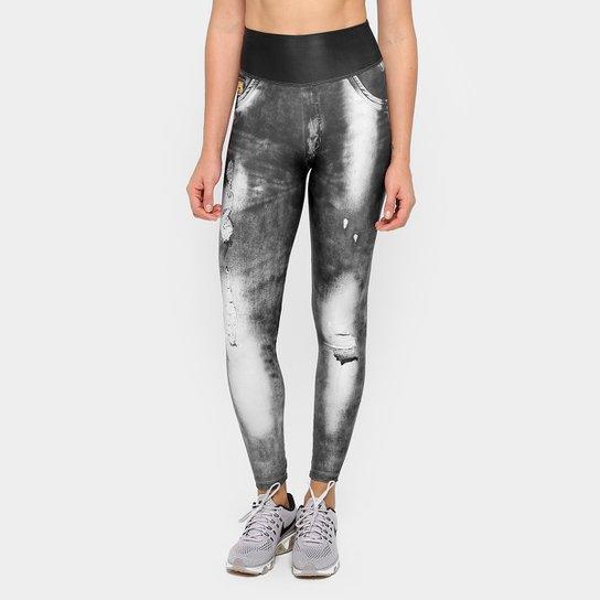 ccb11f02b Calça Legging Sawary Fitness Victória Feminina - Compre Agora