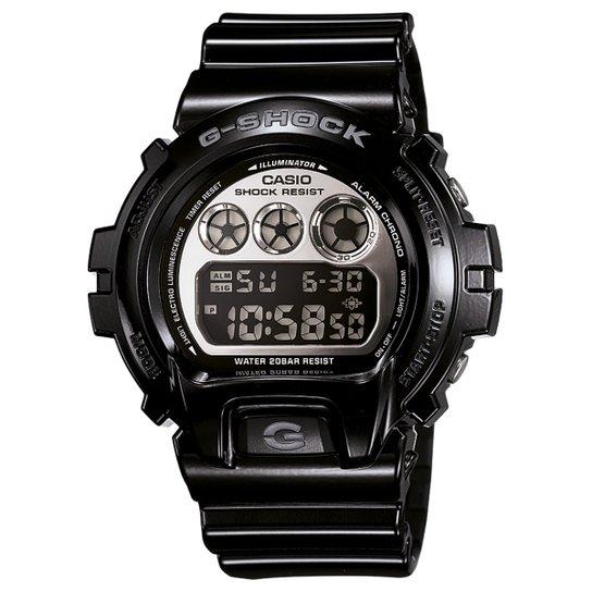 cca1a4cc175 Relógio G-Shock Digital DW-6900NB - Preto - Compre Agora