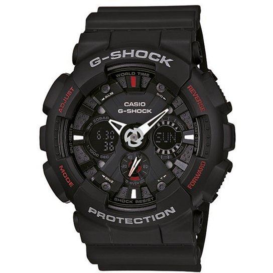 c1664f1043f Relógio G-Shock Digital GA-120 - Compre Agora