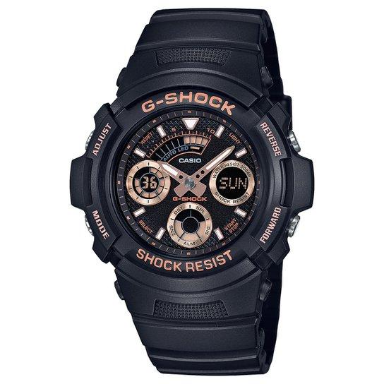 587ba3612ea Relógio Analógico G-Shock AW-591GBX-1A4DR Masculino - Compre Agora ...