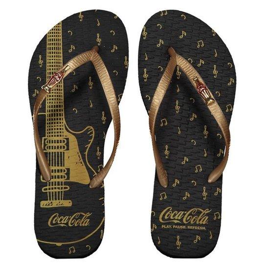 f87603376 Chinelo Coca Cola Solo Feminino - Compre Agora