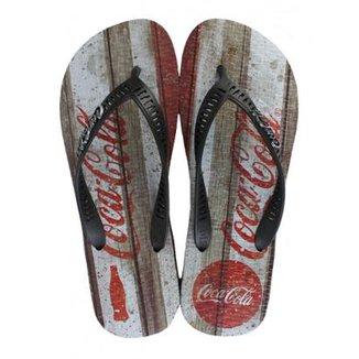 9a0cb79ae Compre Chinelo da Coca Cola Online   Netshoes
