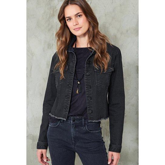 48fc290d601 Jaqueta Jeans Black - Compre Agora