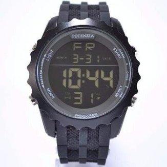 Relógio Potenzia Digital Running à Prova dágua Original 3f49c265fe
