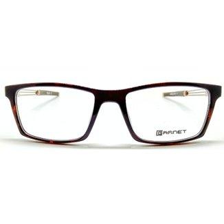 554f169bd Armação Óculos Classic Lente Garnet Original