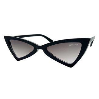 a7cdc94519bb5 Óculos De Sol Fashion Retro Gatinho Garnet