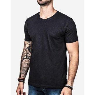82f9112069a71 Camiseta Hermoso Compadre Meia Malha Masculina