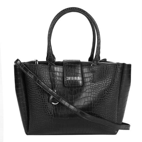 9bc945ec6 Bolsa Santa Lolla Shopper Croco Alto Brilho Feminina | Netshoes