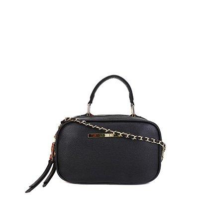 Bolsa Santa Lolla Caviar Mini Bag Feminina