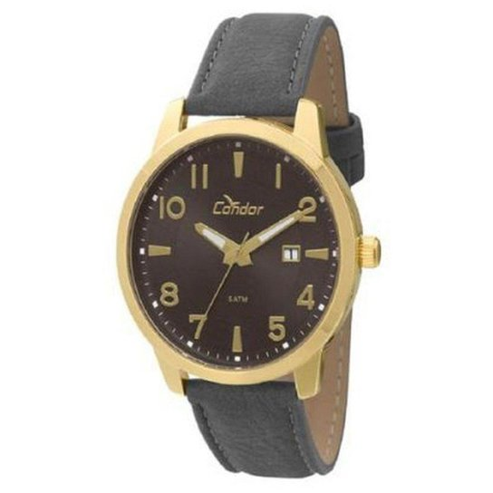 Relógio Dumont Analogico Feminino Du2035lmv 4K - Preto - Compre ... 868cc42d7d