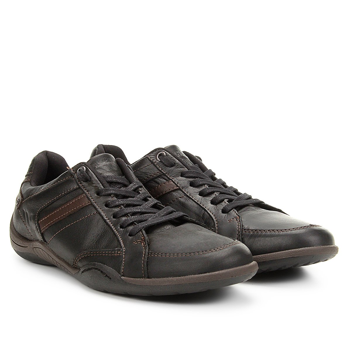 8c0679cd00 Sapatênis Couro Walkabout New Masculino