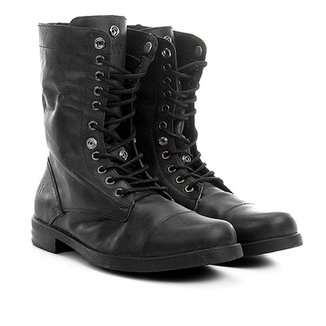 Bota Coturno Walkabout Double Boots Masculina