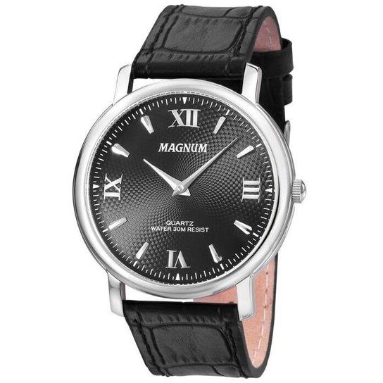 47a3324cc2e Relógio Magnum Masculino MA21928T - Compre Agora