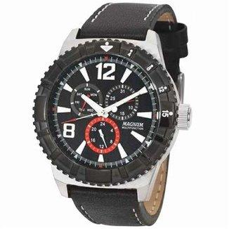 640c9482ef5 Relógio Masculino Magnum Analogico