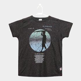Camiseta Infantil Puket Aloha - Compre Agora  2788fb60216