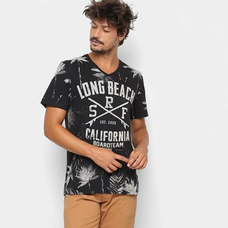 Compre Camiseta Lusa Null Null Online   Netshoes c17a6a13ff