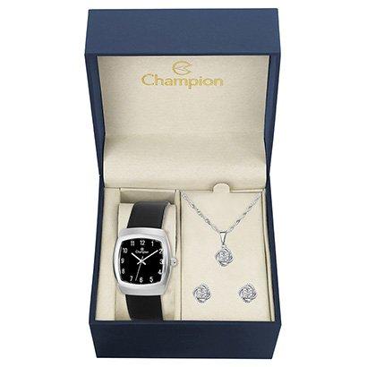 Relógio Champion Analógico CH28951K Feminino