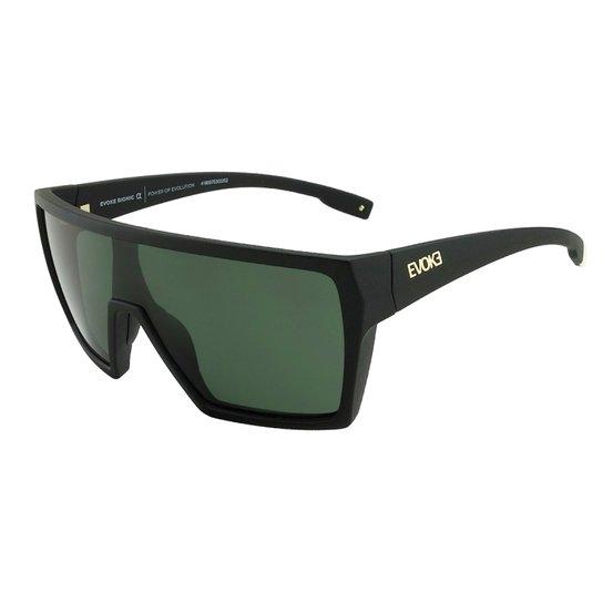 Óculos Evoke Bionic Alfa Matte - Preto - Compre Agora   Netshoes ea49006520