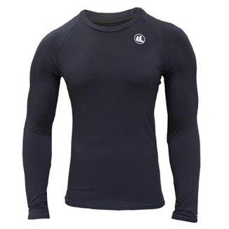 7773b657ab885 Camisa Térmica EL Fator UV Manga Longa Poliamida