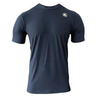 Camisa Esporte Legal Poliamida Lisa UV45+ Masculina b16c0c6006578