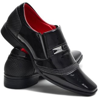 d385f2145 Compre Sapatos Social Masculino Netshoes Online   Netshoes