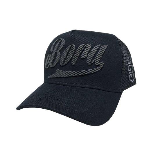Boné Bora Lifestyle Jeans Unissex - Preto - Compre Agora  ddaade6a00b