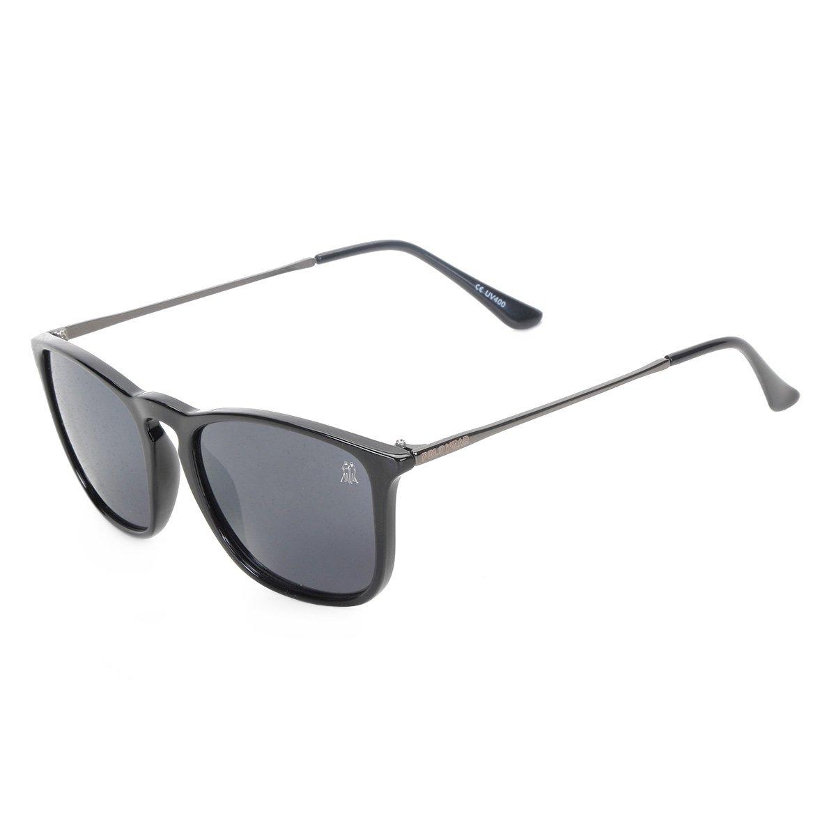Óculos Solar Polo Wear Quadrado Mg0537-C2 Masculino