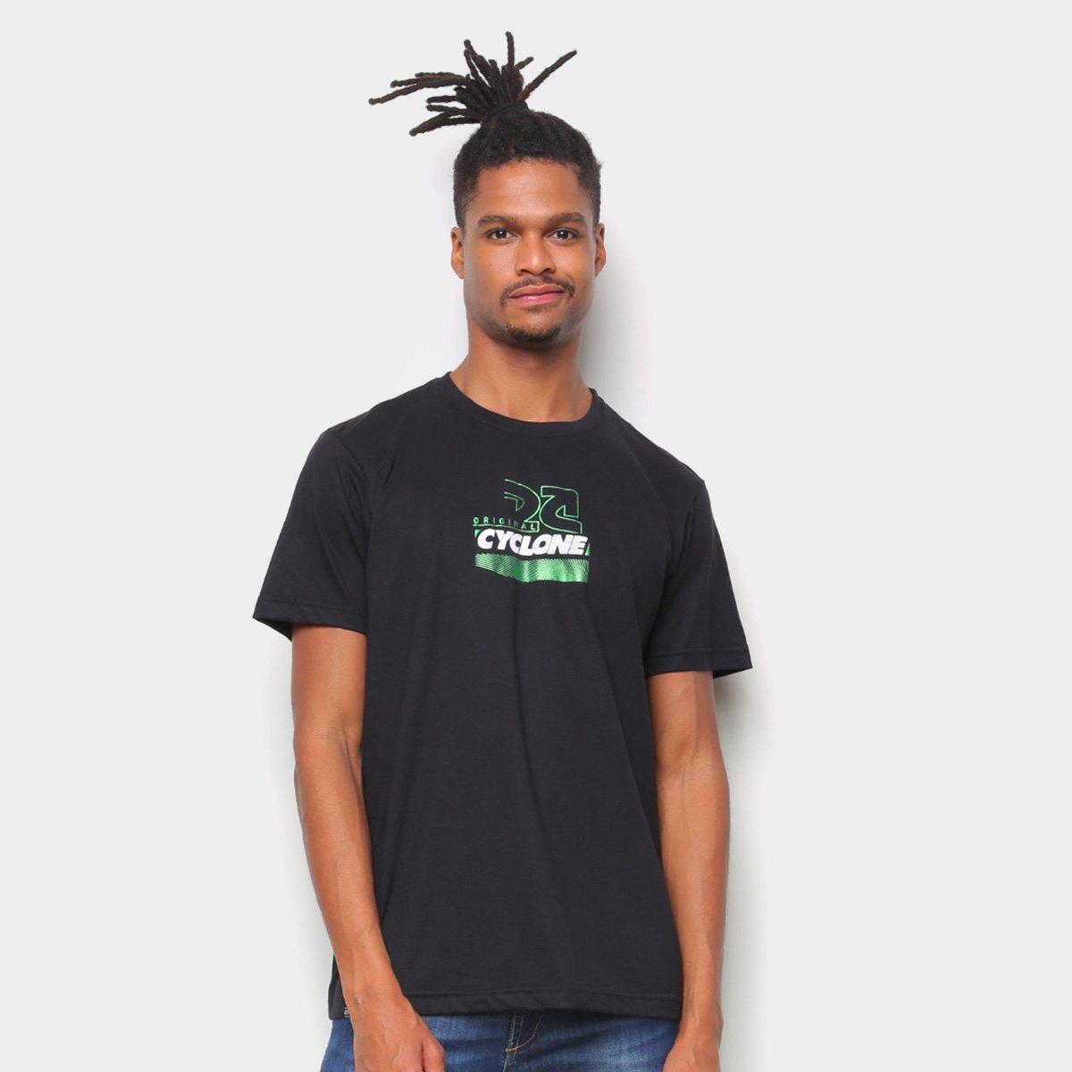 Camiseta Cyclone Loc 3D Metal Masculina