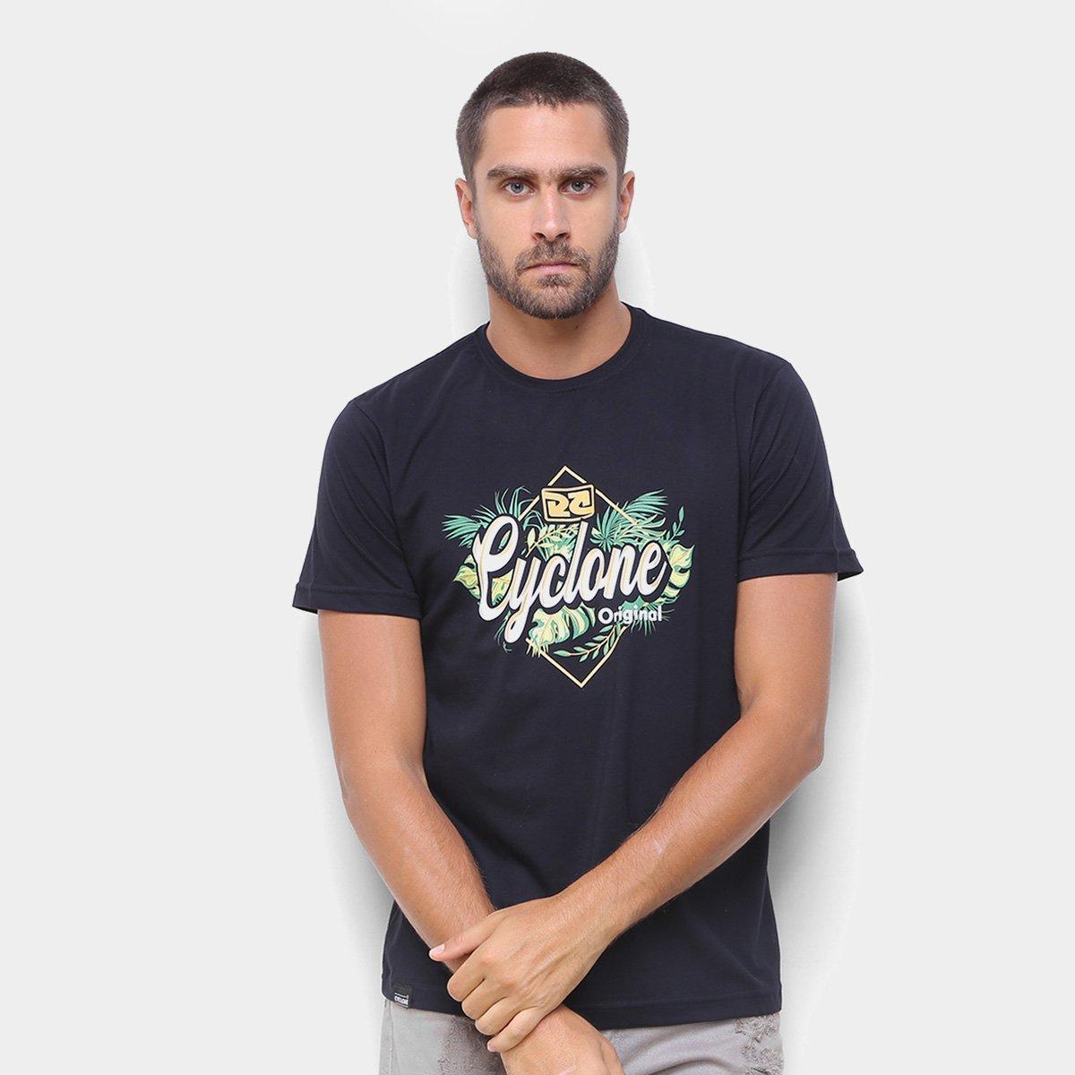 Camiseta Cyclone Tropical Masculina