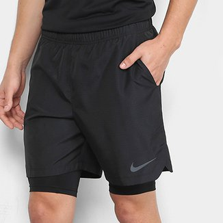 Short Nike Challeger 2N1 7In Performance Masculino
