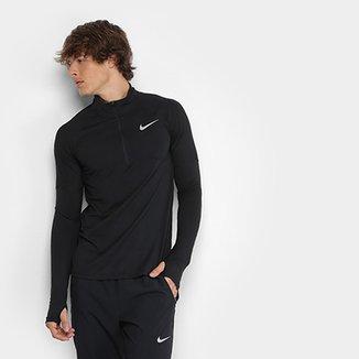 8f644244a9795 Camiseta Nike Element Hz 2.0 Manga Longa Masculina