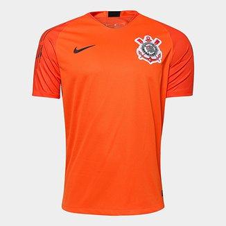 Camisa de Goleiro Corinthians 2018 s n° - Torcedor Nike Masculina e9e854b8abf1f