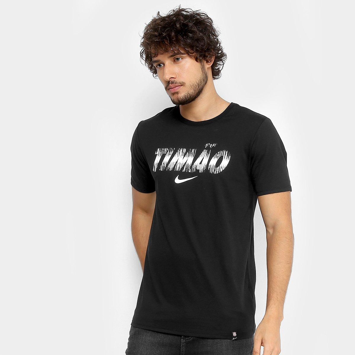 b97b439653 Camiseta Corinthians Nike Dry Masculina