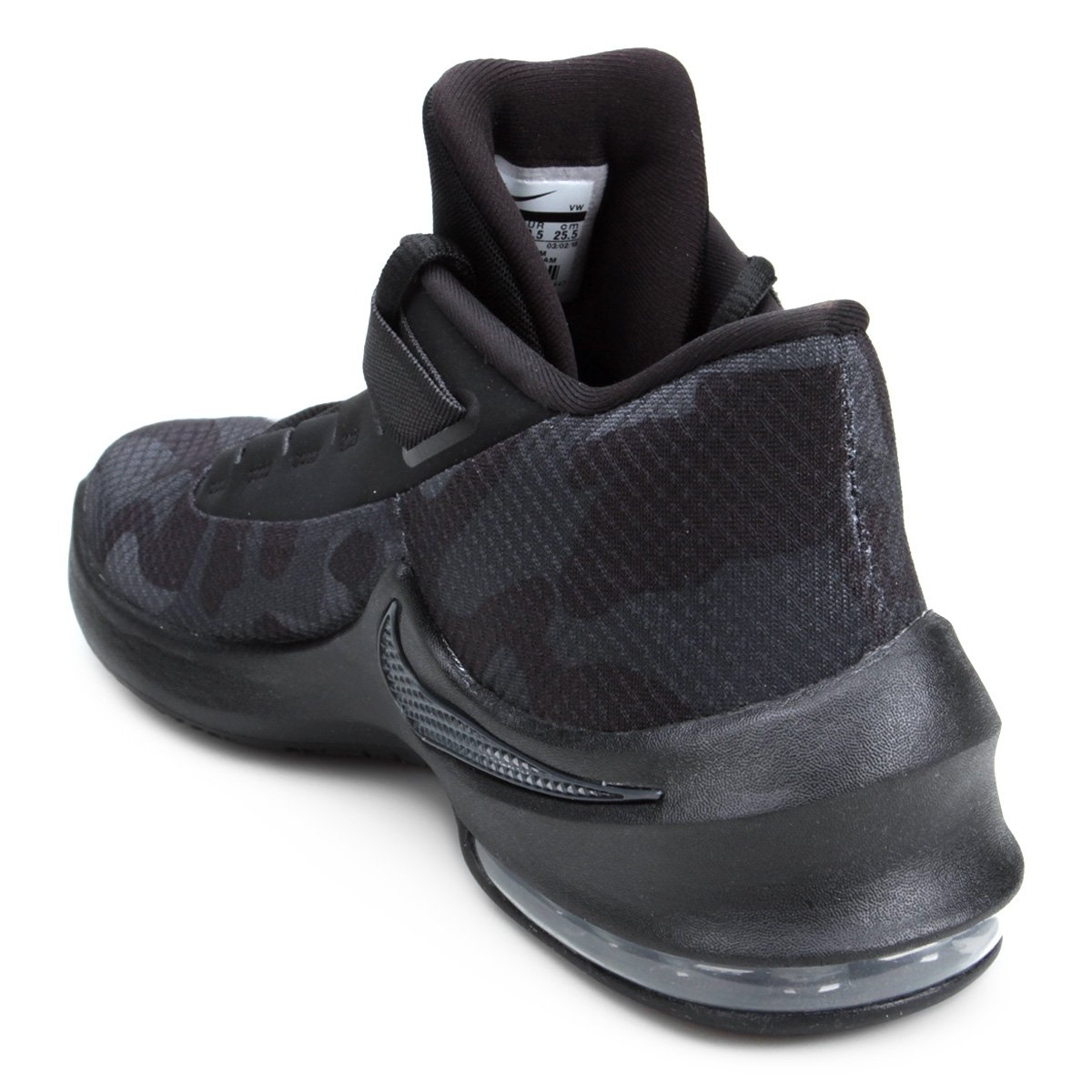 3c44d1195dda7 Foto 2 - Tênis Nike Air Max Infuriate 2 Mid Premium Masculino