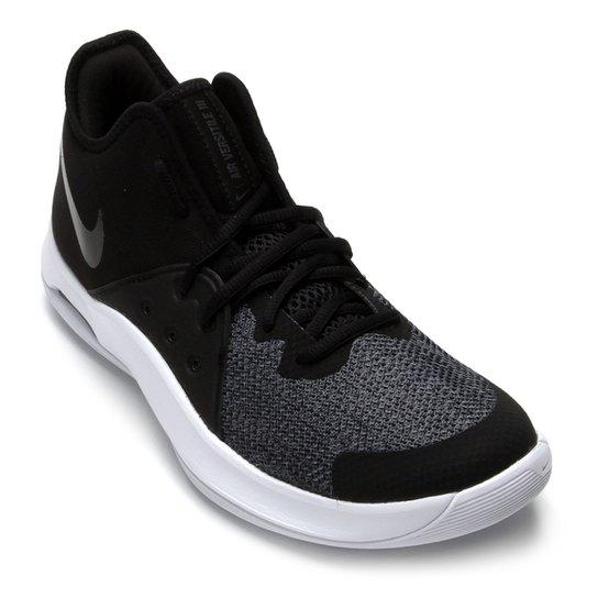 Tênis Nike Air Versitile III Masculino - Preto - Compre Agora  91bc44fb0fcda
