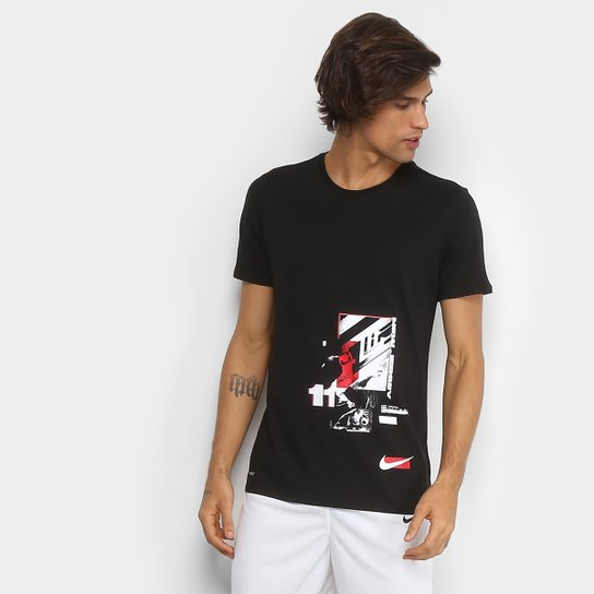 5c0c634d69 Camiseta Nike Dry Kyrie Masculina | Netshoes