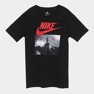 af4ba6494f Camiseta Infantil Nike B Nsw Air Huddle Masculina
