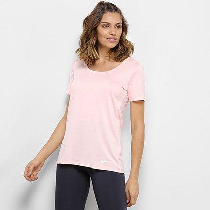 Camiseta Nike Dry Ss Lgnd Scp Xdye Feminina