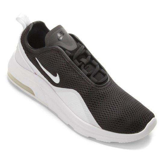 16e47a9ef64186 Tênis Nike Air Max Motion Masculino - Preto e Branco | Netshoes