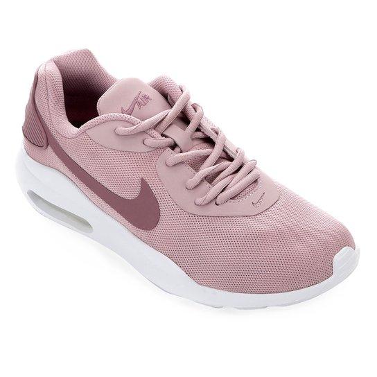 49b96b898 Tênis Nike Air Max Oketo Feminino - Rosa e Branco | Netshoes