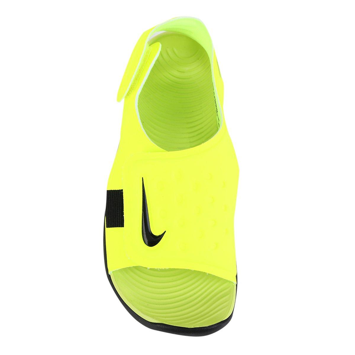 Sandália Infantil Nike Sunray Adjust 5 - Tam: 31 - 2