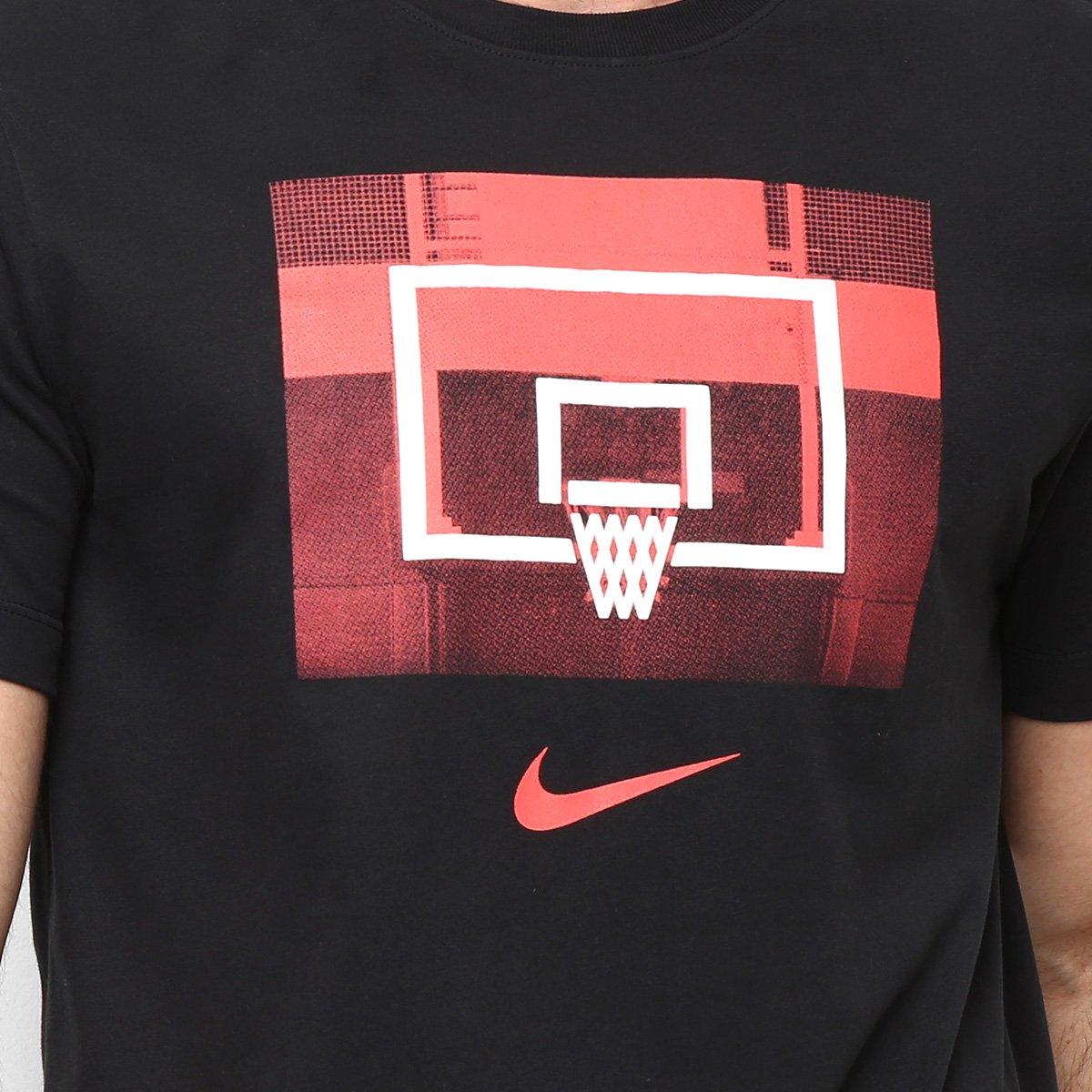 cdae01c3d7 Camiseta Nike Dri-Fit Backboard Masculina - Tam: P - Shopping TudoAzul