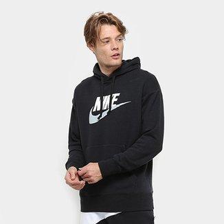 Moletom Nike Heritage Hoodie com Capuz Feminino bfe6e6ae276