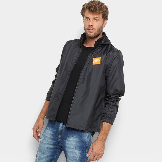 ec5da5e6699e3 Jaqueta Nike JDI JKT HD WVN Masculina - Preto - Compre Agora