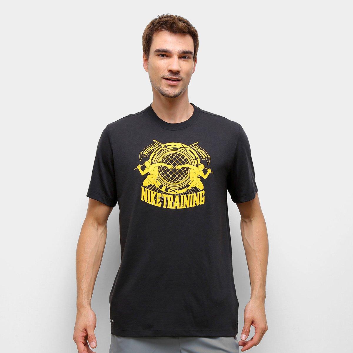 Camiseta Nike Gym SZN Masculina