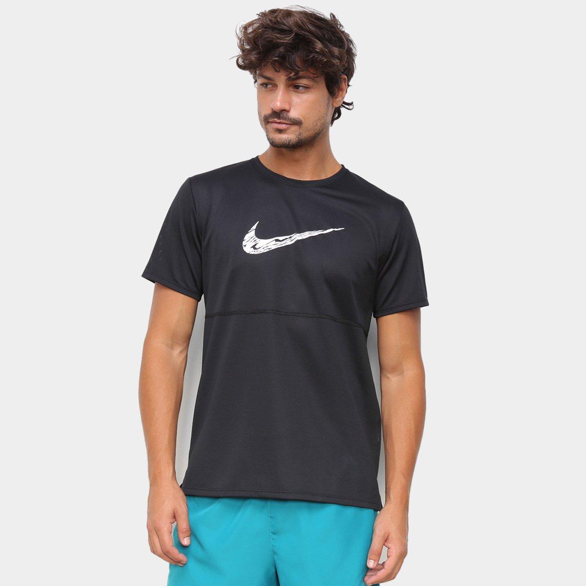 Camiseta Nike Breathe Run Masculina