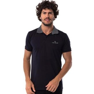 Polo Long Island High Masculina